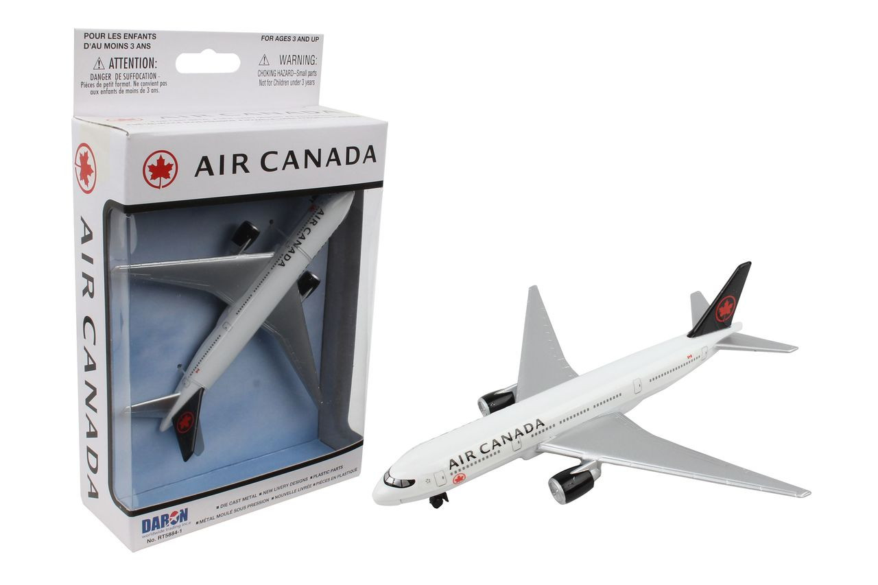 Air Canada Single Plane (New Livery)