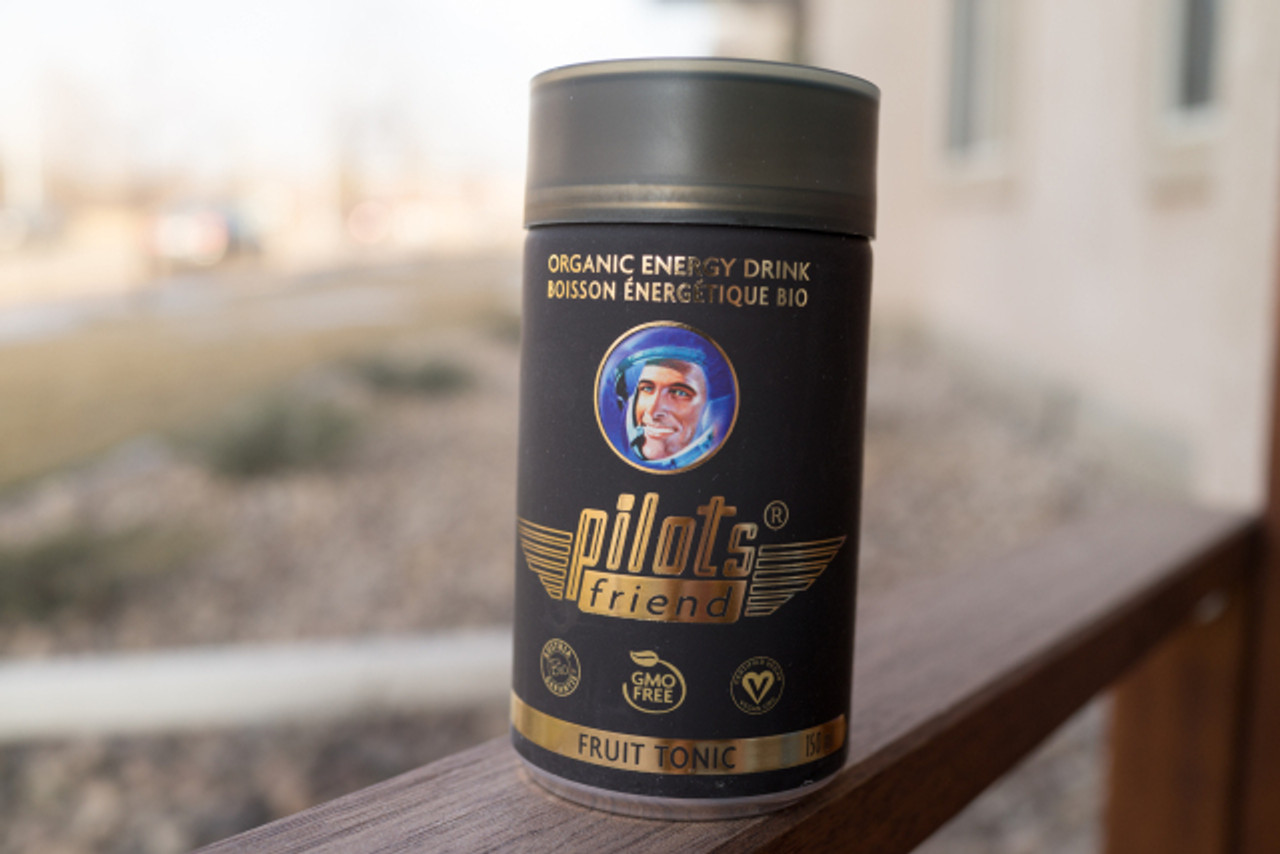 Pilots Friend Energy Tonic Drink (Single Can)