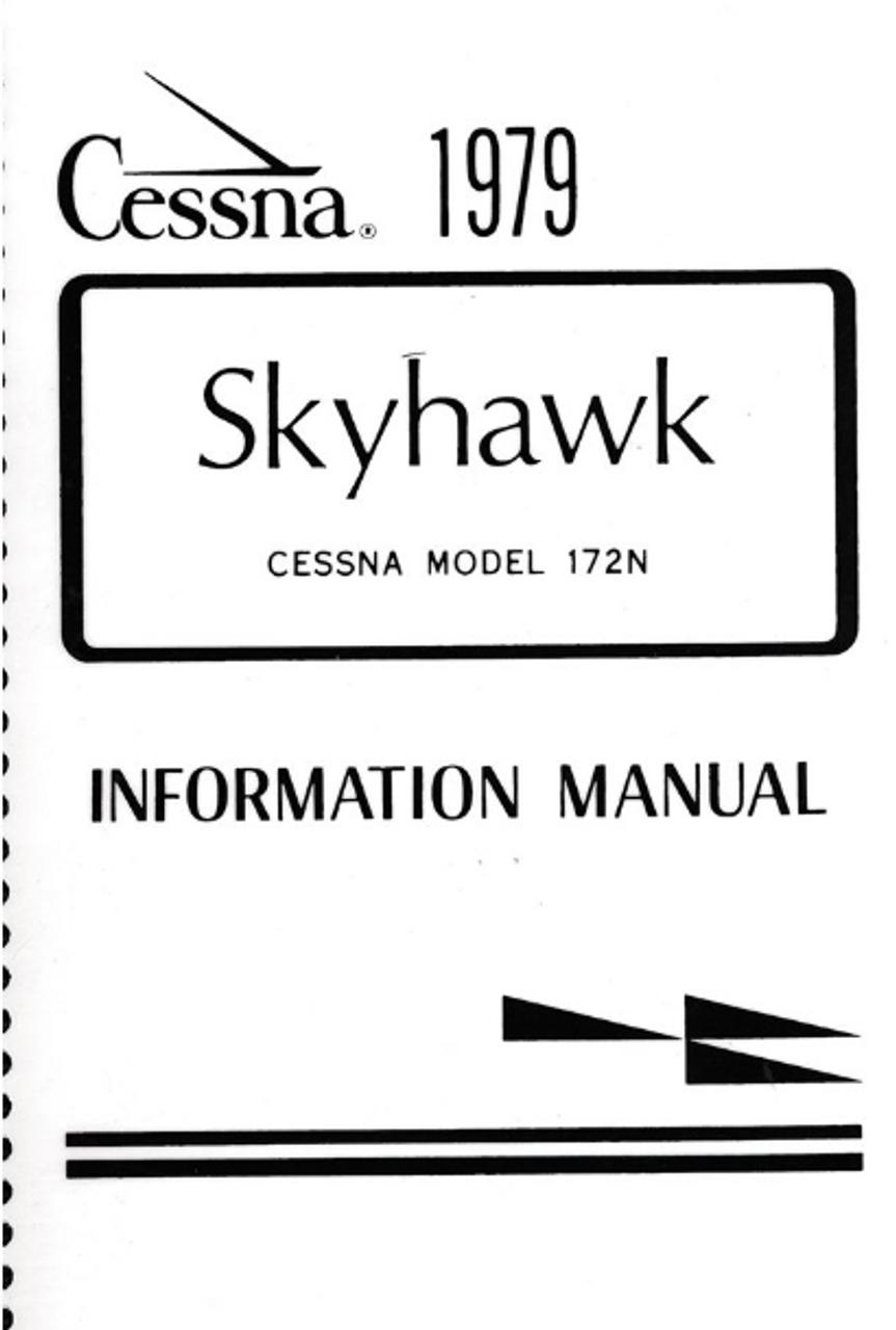 Cessna C-172N (1979) Pilot Operating Handbook