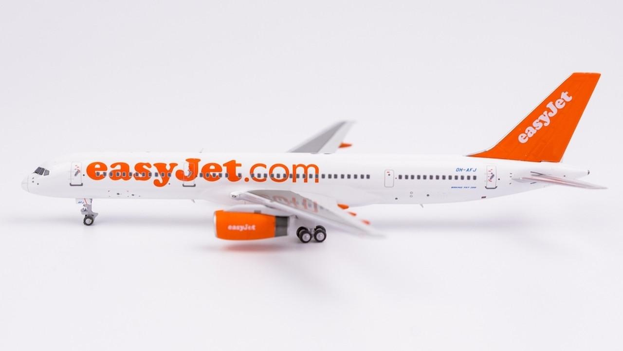 NG Models 1:400 EasyJet 757-200 (G-OJIB)