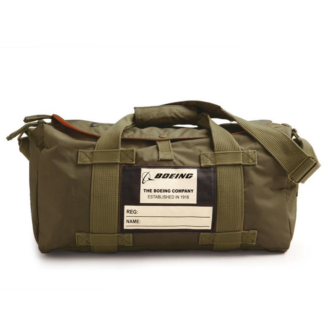 Boeing Nylon Stow Bag