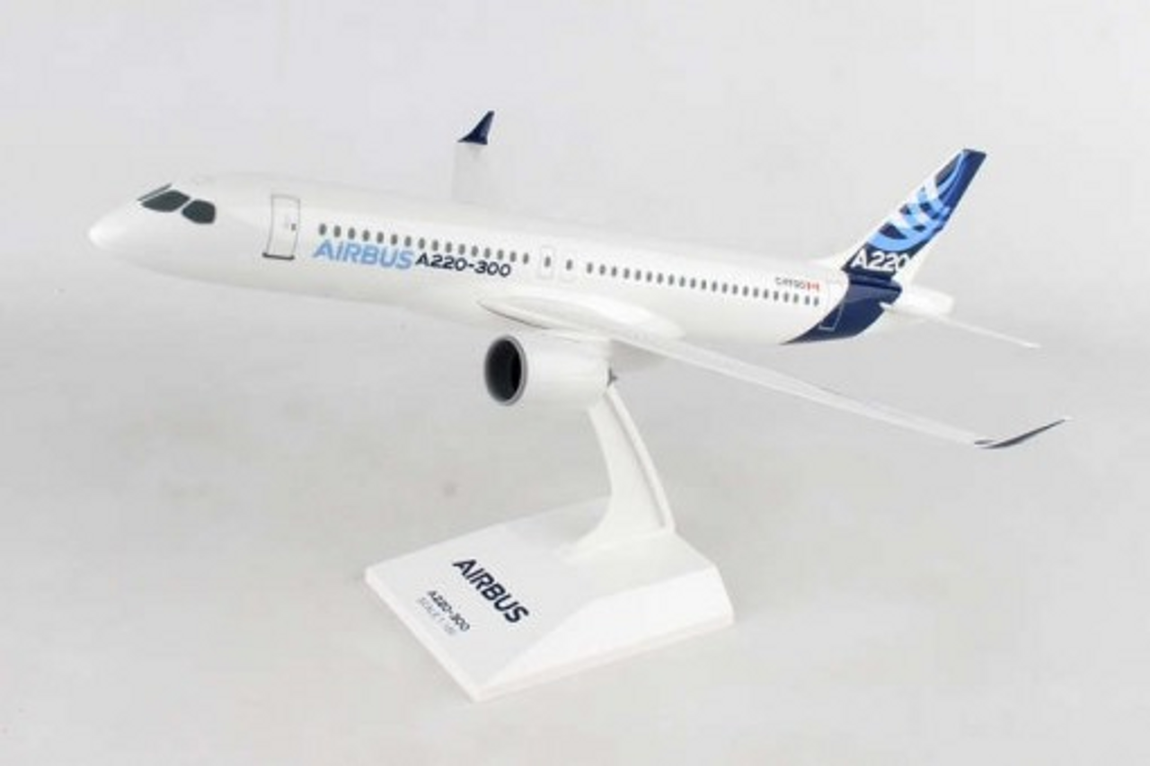 Skymarks Airbus House Livery A220-300 1:100