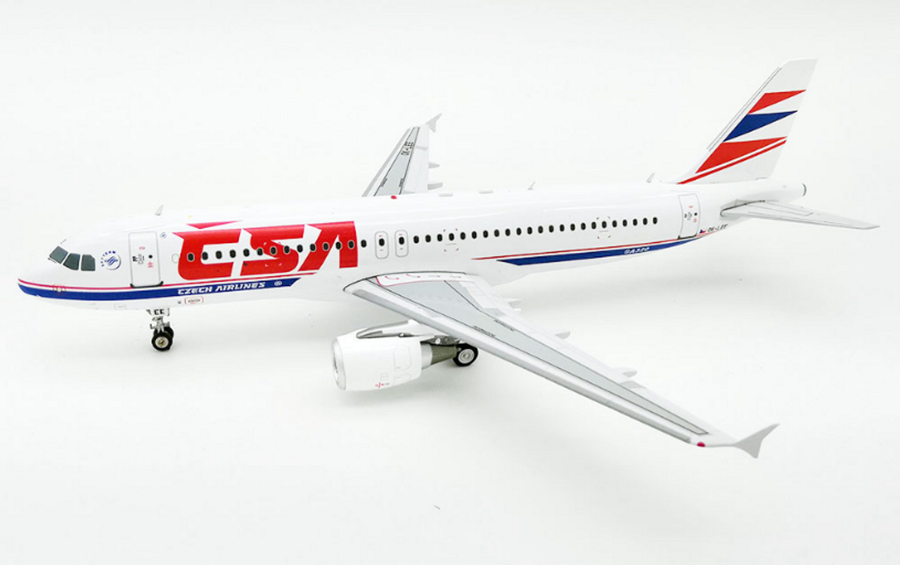 Inflight200 1:200 CSA Czech Airlines A320 (IF320OK001)