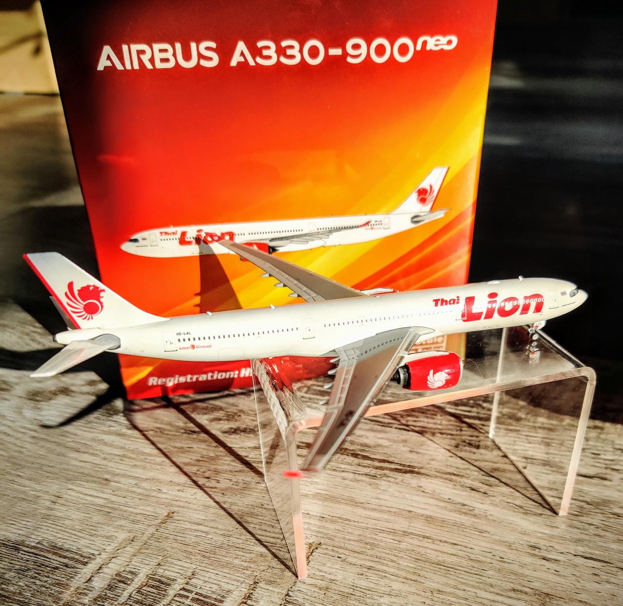 Phoenix 1:400 Thai Lion A330-900neo (PH4TLM2025)