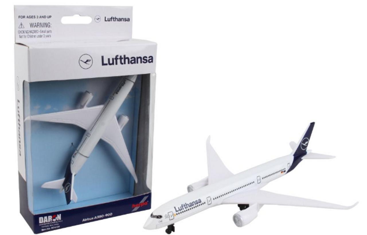 LUFTHANSA A350-900 SINGLE PLANE