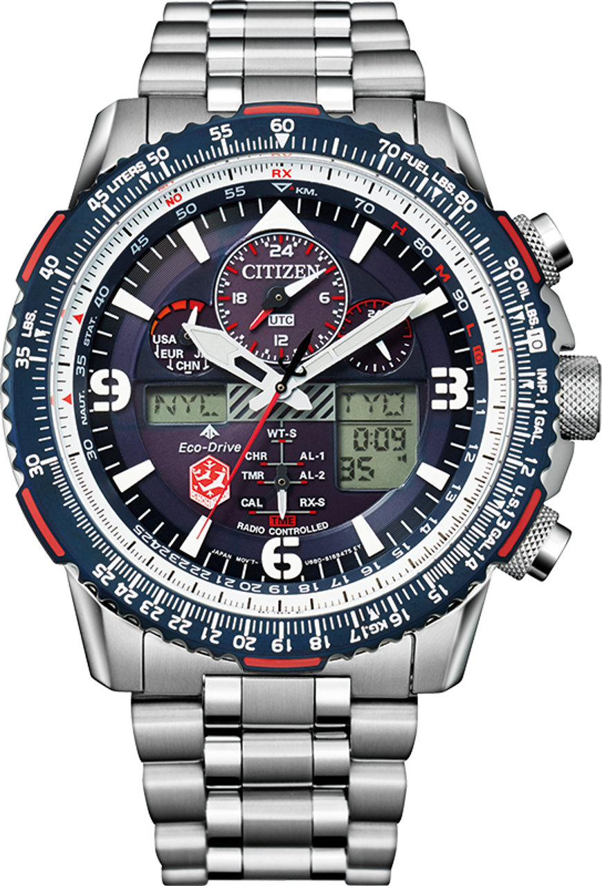 Citizen Snowbirds Skyhawk AT Watch