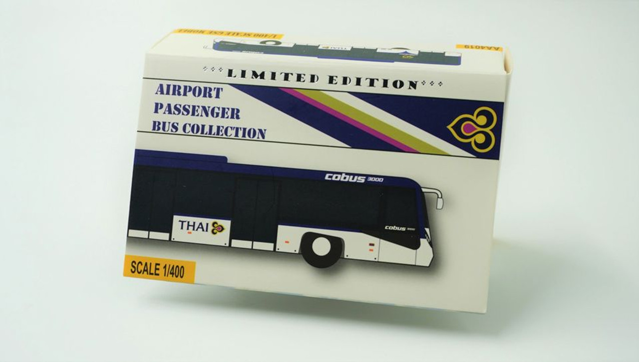 Fantasy Wings Thai Airways Buses