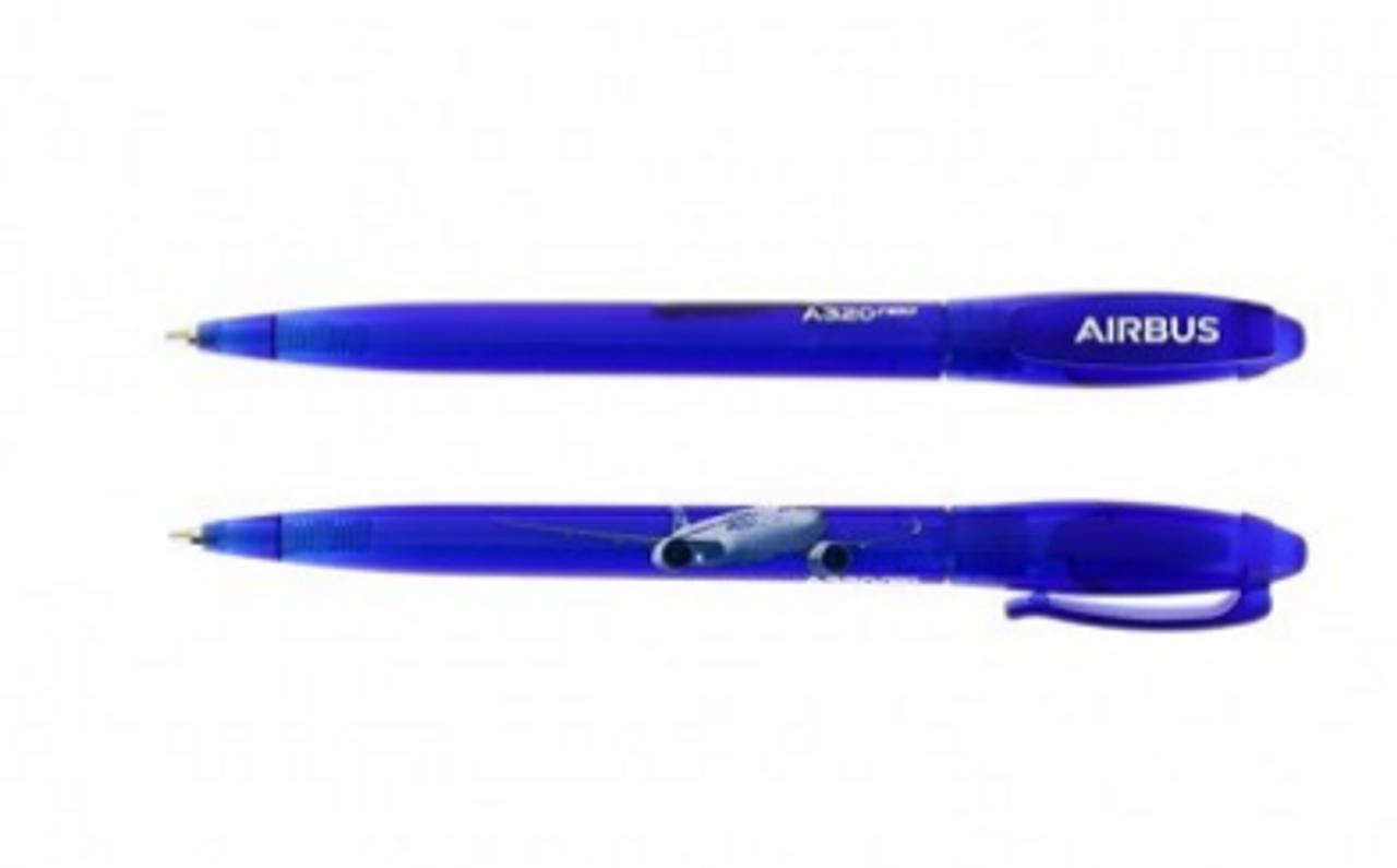 A320NEO Plastic Ballpoint Pen