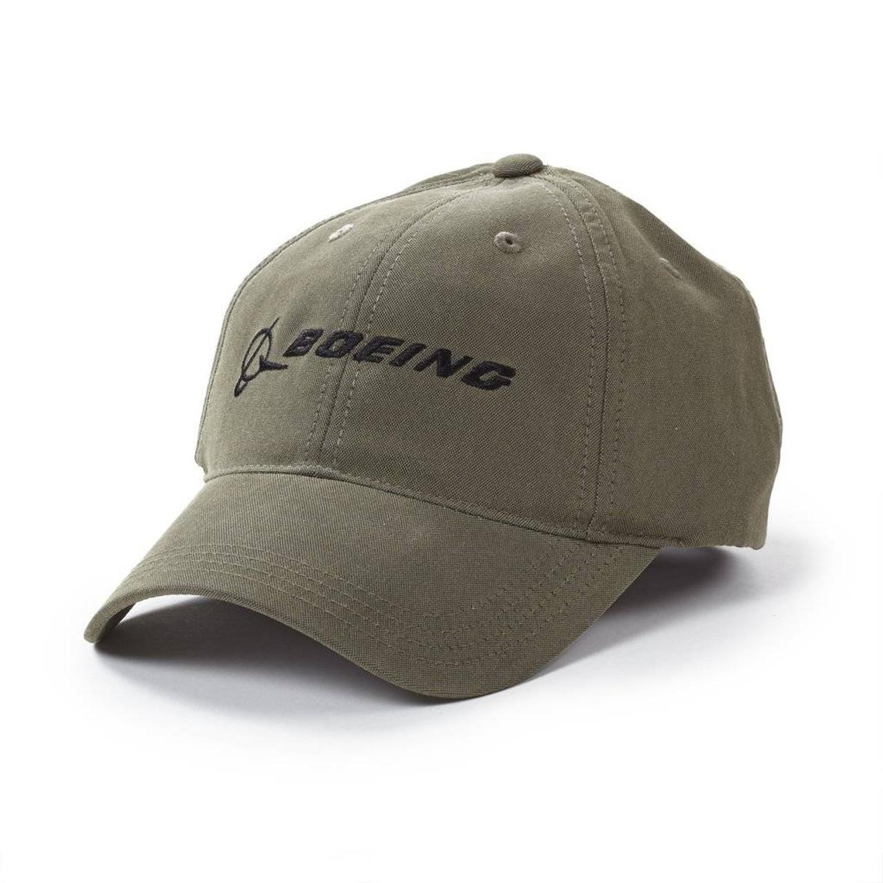 Boeing Executive Signature Cap (Green)