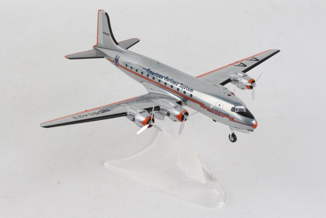 Herpa 1:200 American DC-4