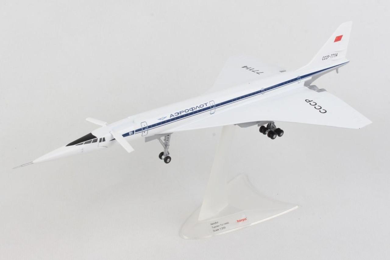 Herpa 1:200 Aeroflot TU-144D