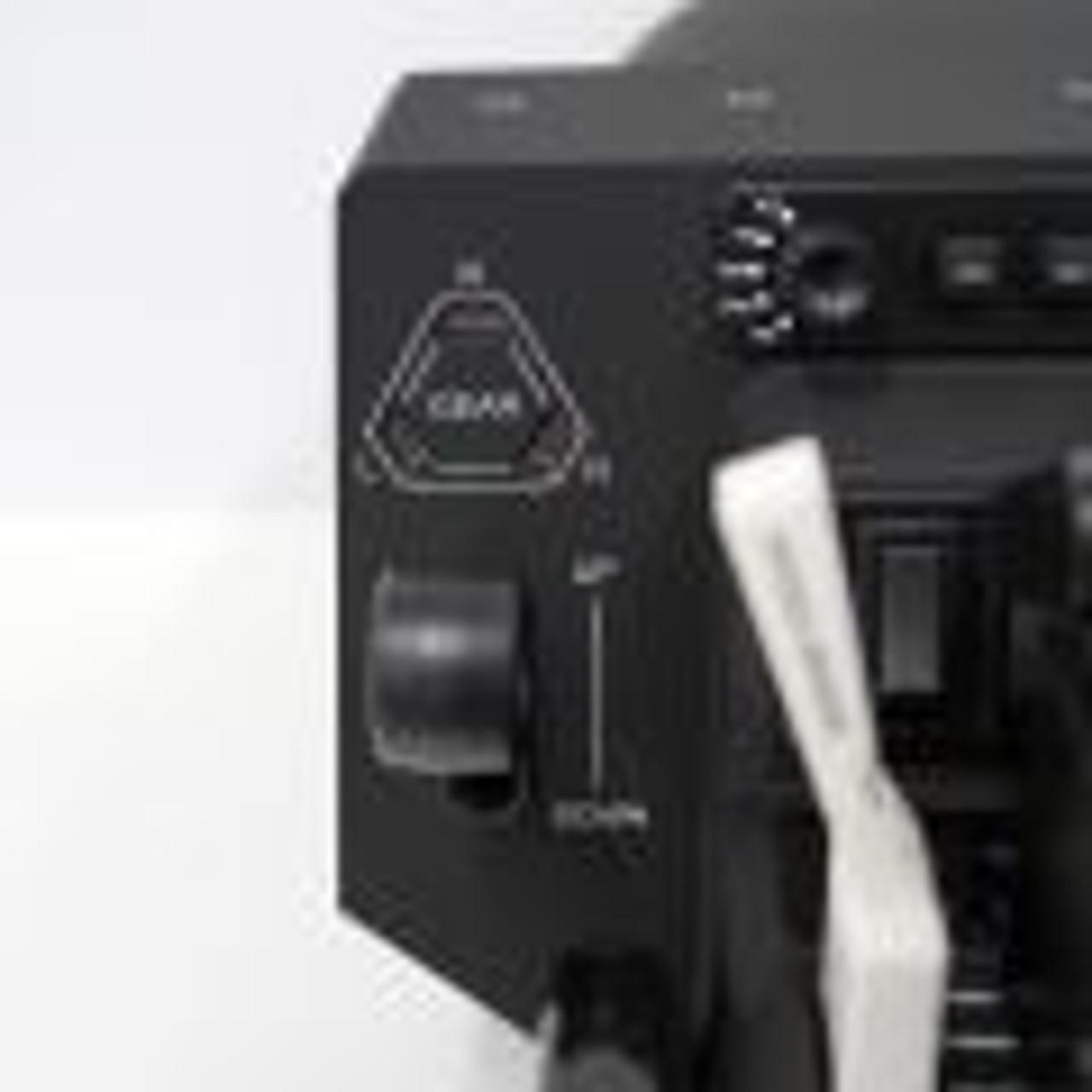 Close Up: Honeycomb Bravo Throttle Quadrant