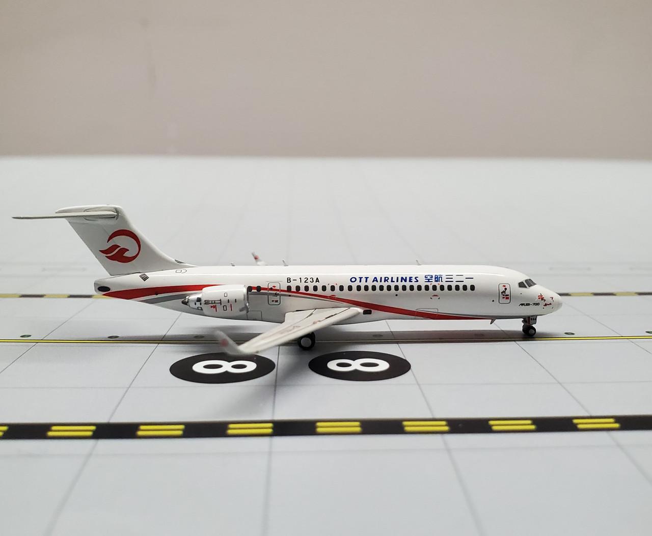 NG Models 1:400 OTT Airlines ARJ21-700