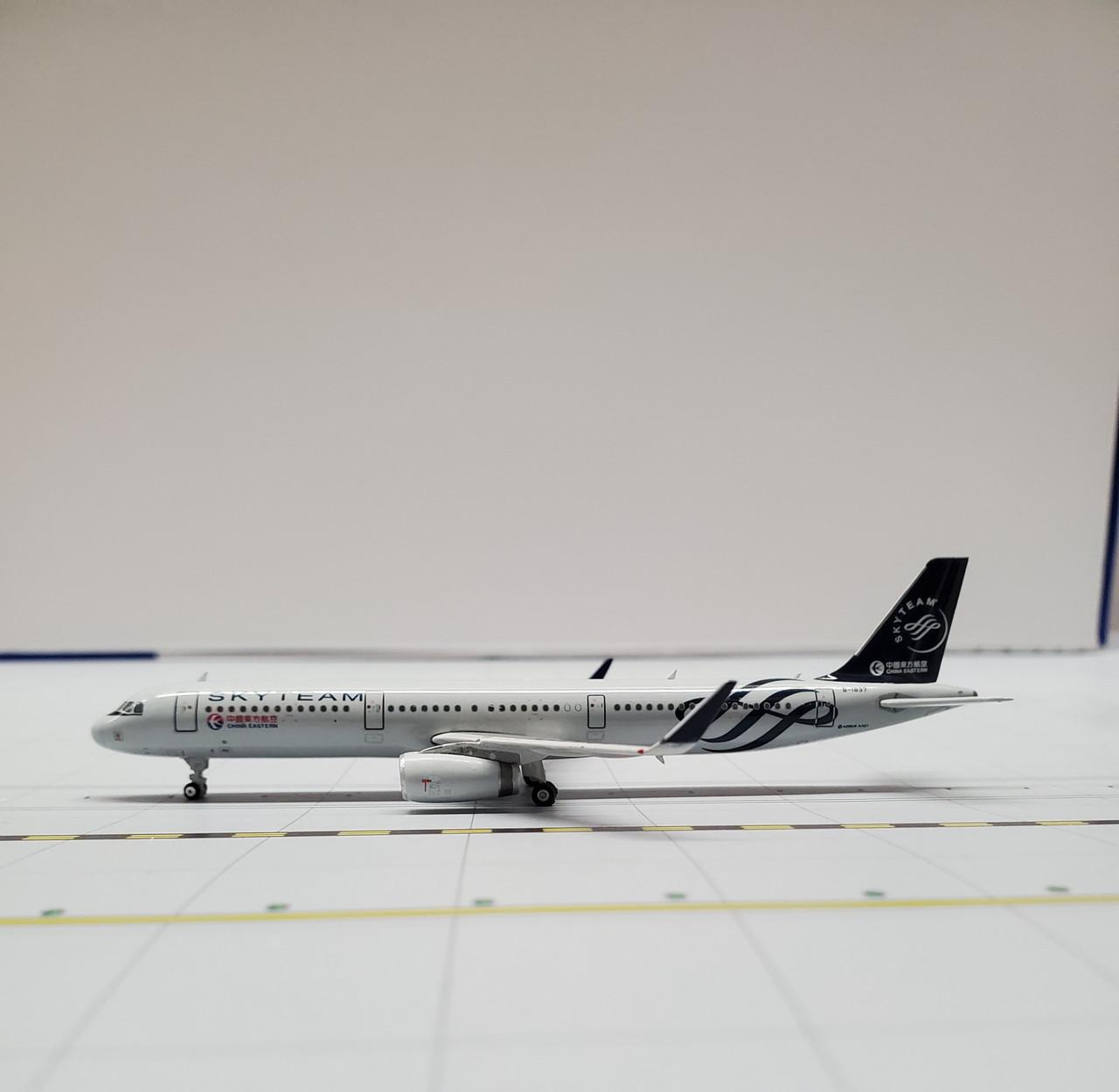 Phoenix 1:400 China Eastern A321 Skyteam B-1837