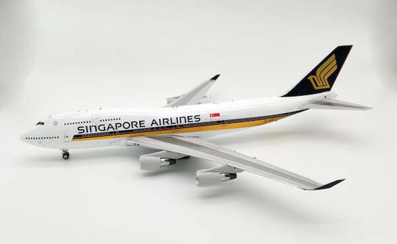 Inflight200 1:200 Singapore 747-400