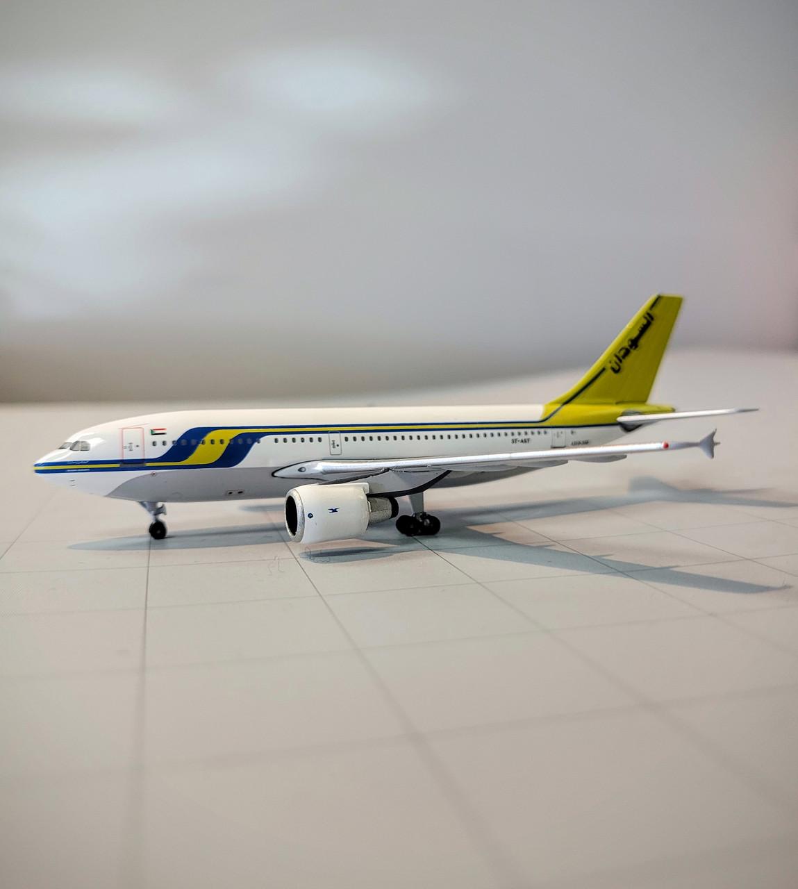 Aeroclassics 1:400 Sudan Airways A310
