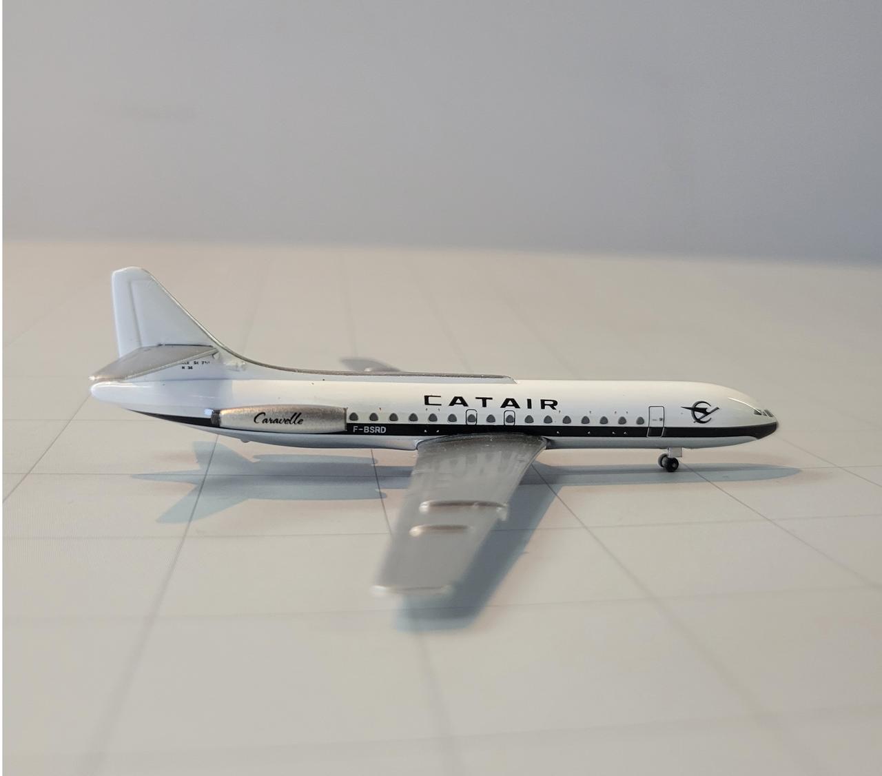 Aeroclassics 1:400 Catair SE-210 Caravelle
