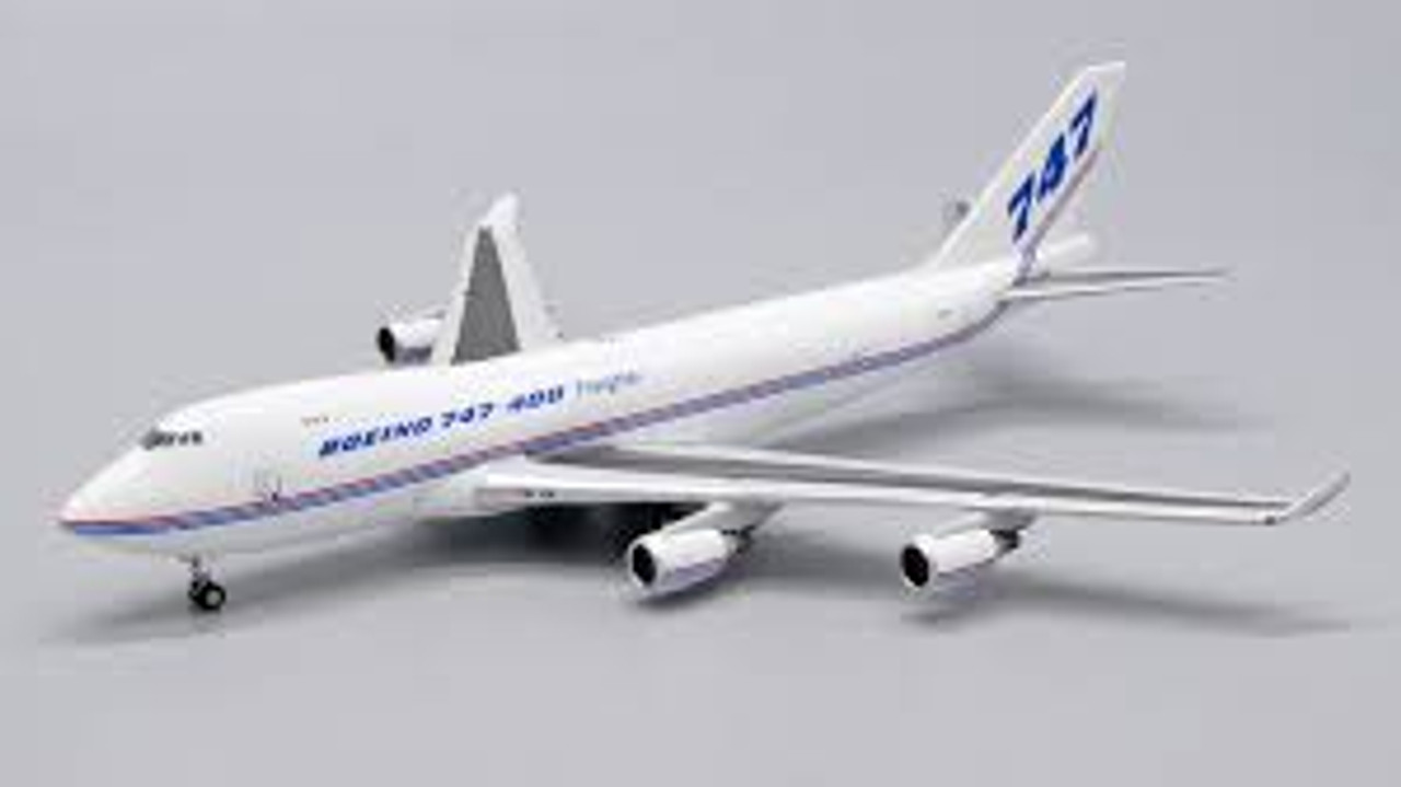 JC400 1:400 Boeing House Livery 747-400F