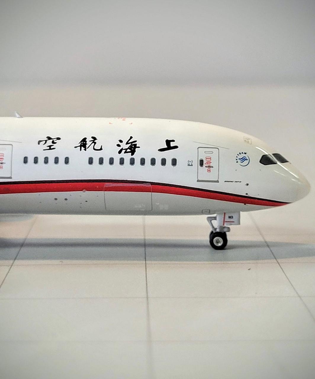 Phoenix 1:400 Shanghai Airlines 787-9