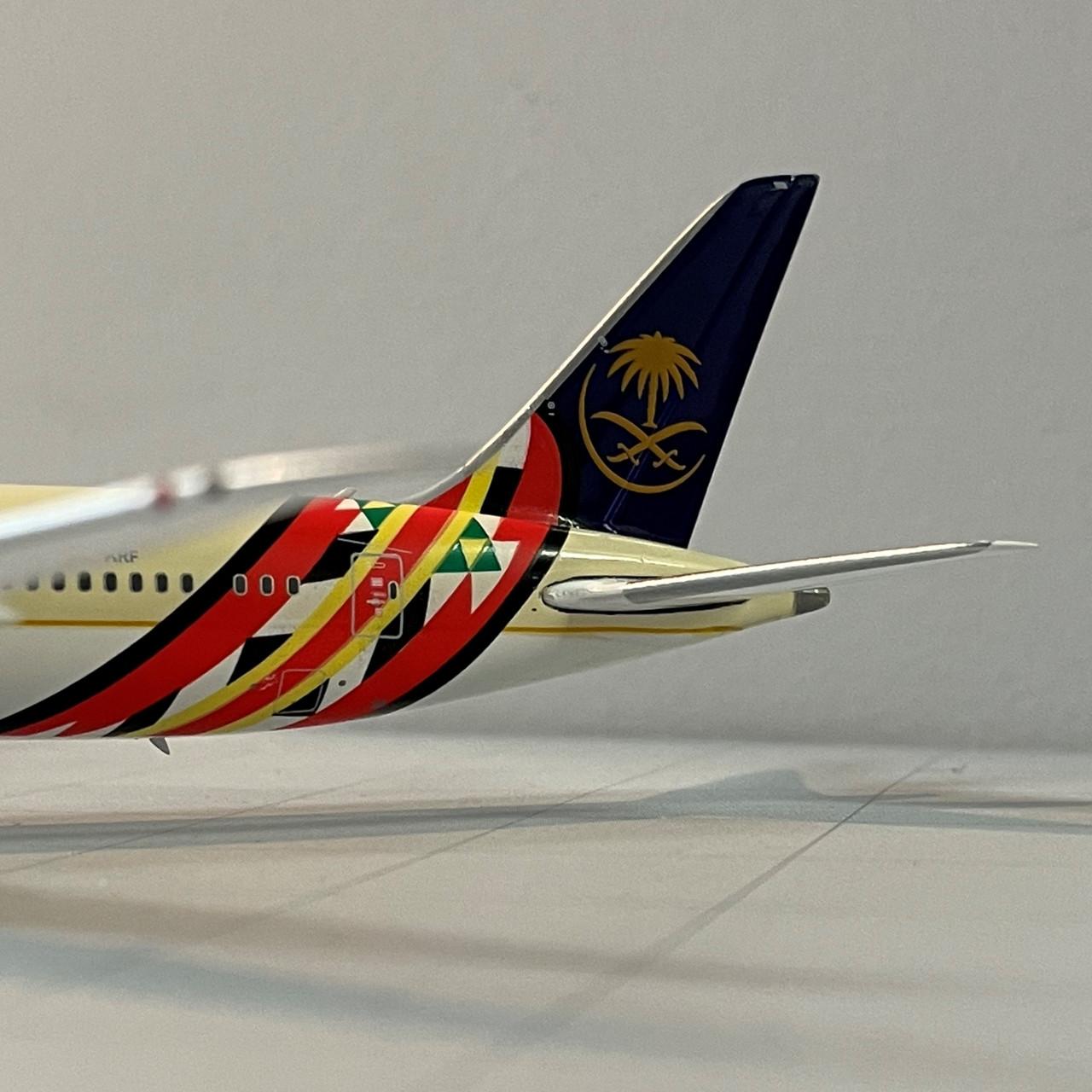 """Phoenix 1:400 Saudia 787-9 """"G20 Saudi Arabia""""."""