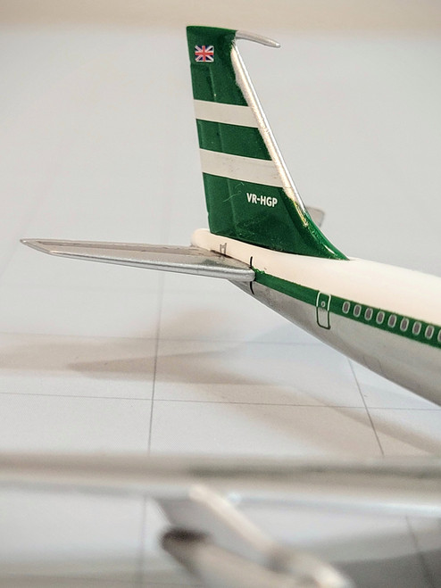 Aeroclassics 1:400 Cathay Pacific 707-320C