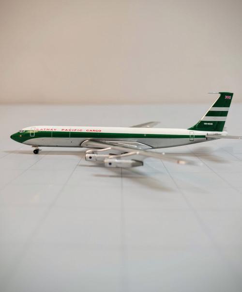 Aeroclassics 1:400 Cathay Pacific Cargo 707-320C