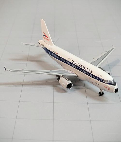Bluebox 1:400 US Airways A319 (Allegheny Retro Jet)