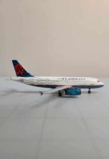 Bluebox 1:400 US Airways A319 (America West Retro Jet)
