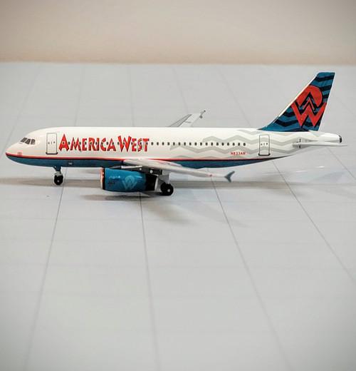 Bluebox 1:400 America West A319