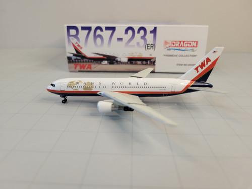 Dragon Wings 1:400 TWA 767-200