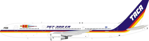 Inflight200 1:200 TACA 767-300