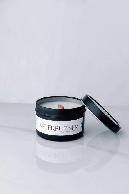 Contrail Candles - Afterburner Scent - 4oz