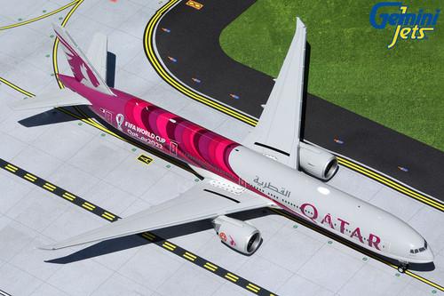 "Gemini200 1:200 Qatar Airways 777-300ER ""FIFA World Cup 2022"""