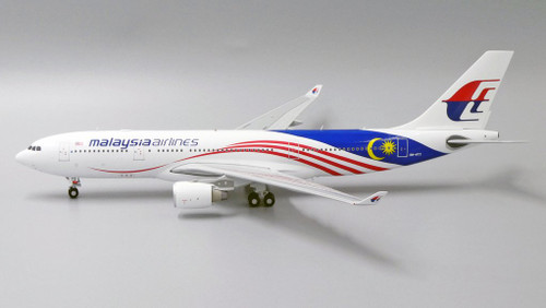 "JC200 1:200 Malaysia Airlines A330-200 ""Negaraku"""