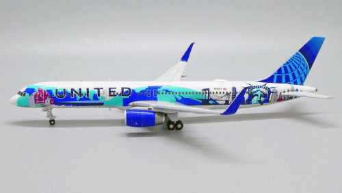 """JC200 1:200 United Airlines 757-200 """"Her Art Here, New York/New Jersey"""""""