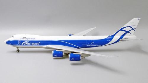 """JC200 1:200 Air Bridge Cargo 747-8F """"Pharma"""""""