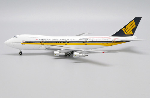 """JC400 1:400 Singapore Airlines 747-200 """"California Livery"""""""