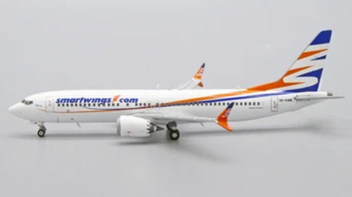 JC400 1:400 Smartwings 737-MAX-8