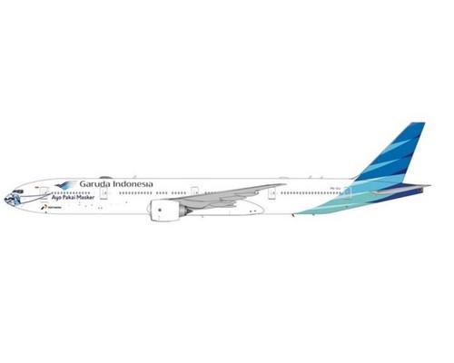 "Phoenix 1:400 Gardua Indonesia 777-300ER ""Mask #5"""