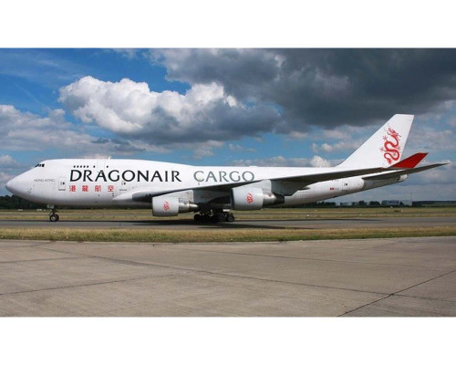 Phoenix 1:400 Dragonair Cargo 747-400 (BCF)
