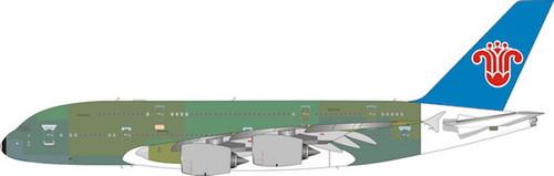 "Phoenix 1:400 China Southern A380 ""Primer Livery"""
