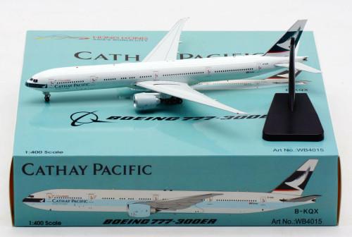 Aviation400 Cathay Pacific 777-300ER B-KQX