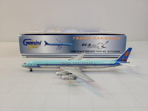 Gemini Jets 1:400 Trans Caribbean DC-8-61