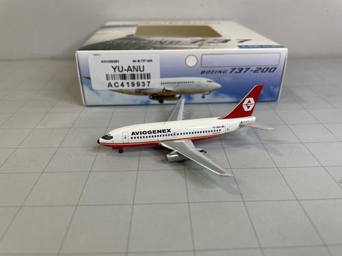Aeroclassics 1:400 Aviogenex 737-200