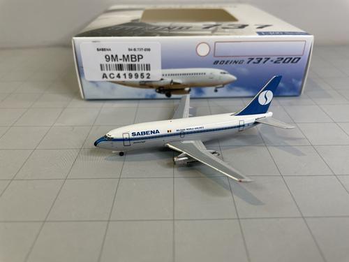 Aeroclassics 1:400 Sabena 737-200