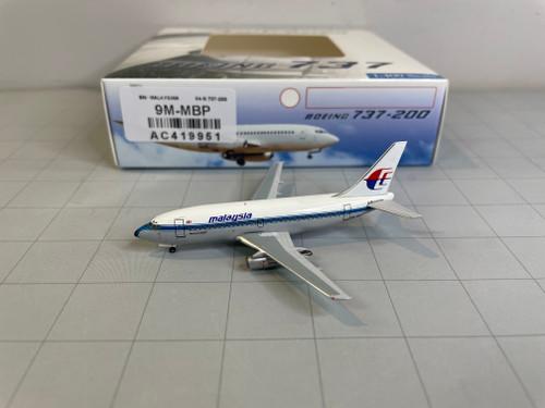 Aeroclassics 1:400 Malaysian Airlines 737-200 (Sabena Livery)