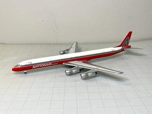Aeroclassics 1:200 Nationair Canada DC-8-61