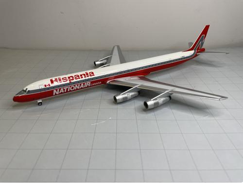 Aeroclassics 1:200 Nationair DC-8-61 (Hispania Livery)