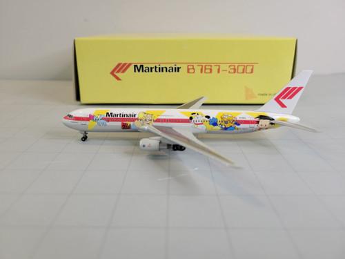 "Dragon Wings 1:400 Martinair 767-300 ""Fox Kids"""