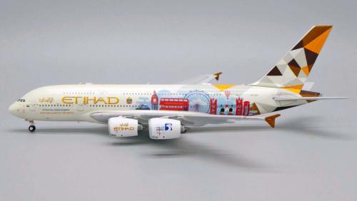 JC400 1:400 Etihad Airways A380 Choose the United Kingdom
